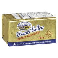 Fraser Valley - Creamery Butter - Salted, 454 Gram