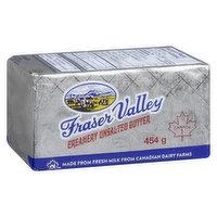 Fraser Valley - Creamery Unsalted Butter