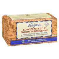Dairyland - European Style Butter Unsalted, 454 Gram