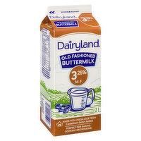 Dairyland - Buttermilk Old Fashioned 3.25% M.F., 2 Litre