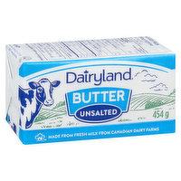 Dairyland - Butter Unsalted