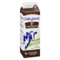 Dairyland - Chocolate Milk Beverage 1% M.F.