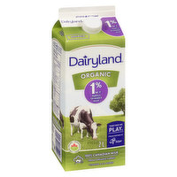 Dairyland - Organic Milk 1% M.F.