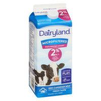 Stays Fresher Longer than regular milk