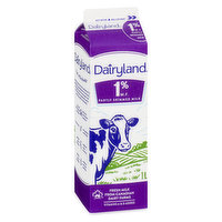 1% Milk, Partly Skimmed.Vitamins A & D Added. Save On Foods Reserves the Right to Limit Quantities.