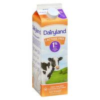 Dairyland Plus Dairyland Plus - Trutaste Milk 1% Lactose Free, 1 Litre