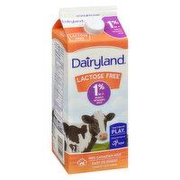 Dairyland - Lactose Free Milk 1% M.F.