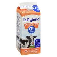 Dairyland - Lactose Free Skim Milk 0% M.F.