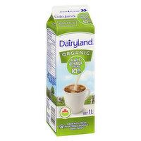 Dairyland - Organic Half & Half Cream 10% M.F.
