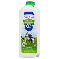 Dairyland Dairyland - Organic Skim Milk 0% M.F., 2 Litre