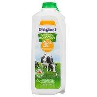 Dairyland Dairyland - Organic Homogenized Milk 3.25% M.F., 2 Litre