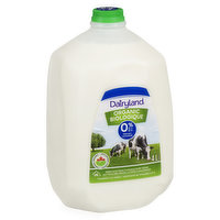 Dairyland - Organic Skim Milk 0% M.F.