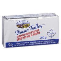 Fraser Valley - Creamery Unsalted Butter, 250 Gram