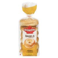 Dempster's Dempster's - Original Bagels, 6 Each