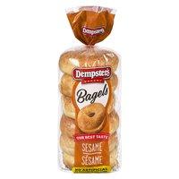 Dempster's Dempster's - Sesame Bagels, 6 Each