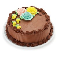 Save-On-Foods - Round Occasion Cake Chocolate, 1 Each