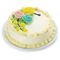 Save-On-Foods - Round Occasion Cake Vanilla, 1 Each