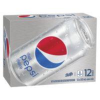 Pepsi - Diet Cola Cans, 12 Each