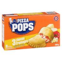 Pillsbury - Pizza Pops - Three Cheese
