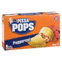 Frozen 8x100g Pizza Pops with Pepperoni