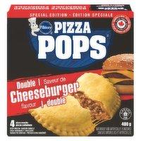 Pillsbury - Pizza Pops - Double Cheeseburger
