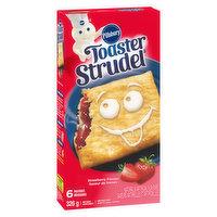 Pillsbury - Toaster Strudel - Strawberry, 6 Each