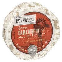 Alexis De Portneuf - Camembert De Portneuf Cheese - Double Cream