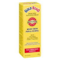 Gold Bond - Medicated Anti Itch Cream