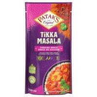 Patak's Patak's - Tikka Masala Cooking Sauce for 2, 200 Millilitre