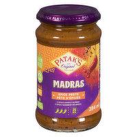 Patak's Patak's - Madras Curry Paste, 284 Millilitre