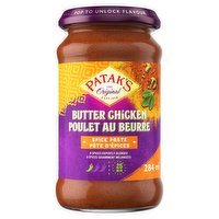 Patak's Patak's - Butter Chicken Curry Paste, 284 Millilitre