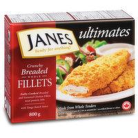 Janes - Ultimates Breaded Chicken Fillets