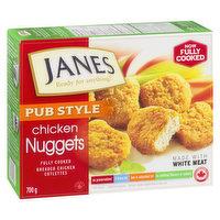Janes Janes - Pub Style Chicken Nuggets, 700 Gram