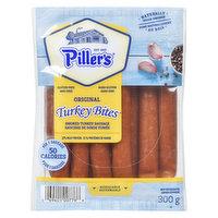 Piller's - Turkey Bites Original