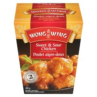 Wong Wing - Sweet & Sour Chicken