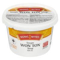 Wong Wing - Won Ton Soup