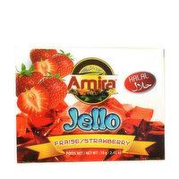 Amira Amira - Jello Mix Strawberry Halal, 70 Gram