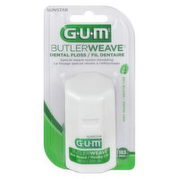 GUM - Mint Waxed Floss