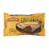 El Monterey - Burritos Bean & Cheese