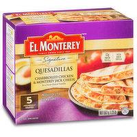 El Monterey - Chicken & Monterey Jack Cheese Quesadillas