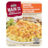 Resers - Baked Macaroni & Cheese