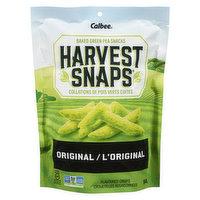 Harvest Snaps - Green Pea Snack Crisps - Original, 93 Gram