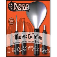 Pumpkin Masters Pumpkin Masters - Pumpkin Carving Kit - Masters Collection, 1 Each