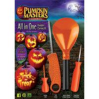 Pumpkin Master - All in One Pumpkin Carving Kit