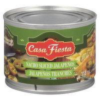 Casa Fiesta - Nacho Sliced Jalapenos