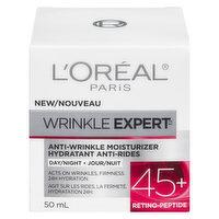 L'Oreal - Wrinkle Expert - Anti-Wrinkle Moisturizer 45+, 50 Millilitre
