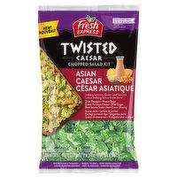 Fresh Express - Twisted Asian Caesar Chopped Kit, 272 Gram