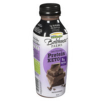 Delicious dark chocolate, the right Keto macro nutrient ratios of protein, sugar, net carbs, electrolytes from sea salt and MCT's from coconut for an easy on the go solution.