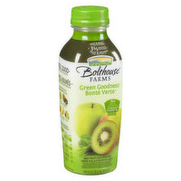 3.5 Servings of Fruits & Veggies per Bottle with Vitamin A and Mineral to Support Good Health.