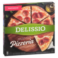 Delissio - Pizzeria Vintage Pizza - Pepperoni, 530 Gram